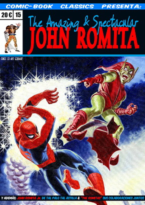COMIC-BOOK CLASSICS PRESENTA #15