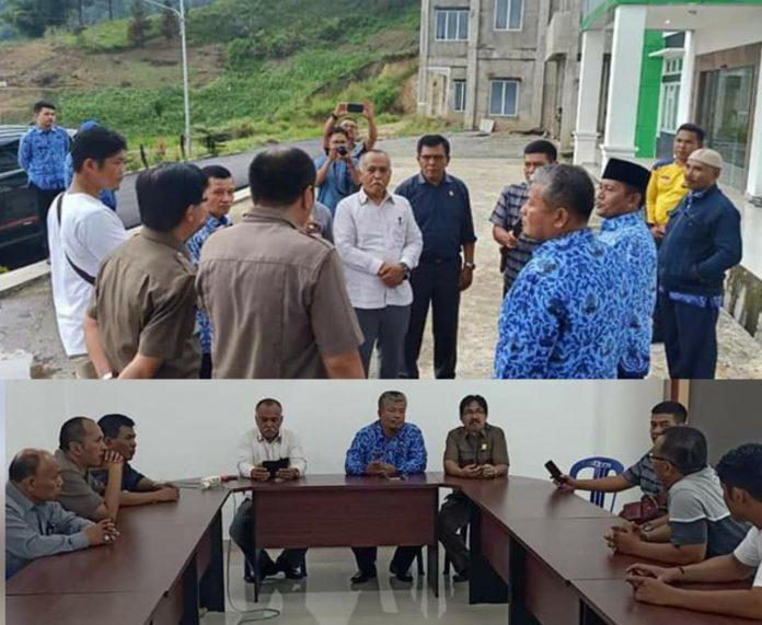 Ketua Komisi I Beserta Anggota DPRD Sungai Penuh Lakukan Kunjungan ke RSUD H Bakri