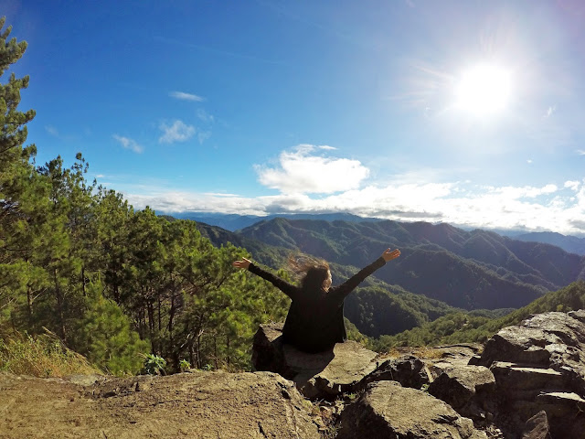 Mt. Ulap x Rizza Salas