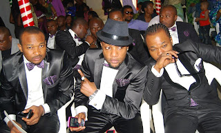 a4 We Got Plenty Pictures from Chinedu Ikedieze Akis White Wedding