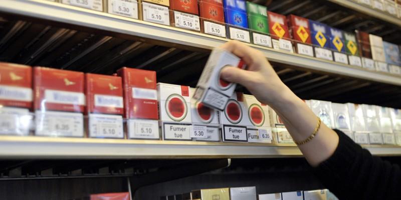 Κομοτηνή: Έκλεψε 7 πακέτα τσιγάρων και ποτά!