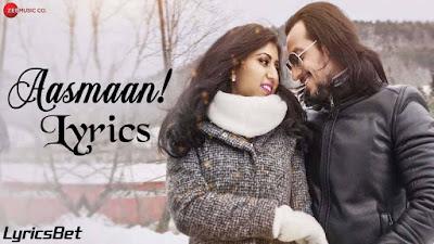 Aasmaan Lyrics - Priyasi