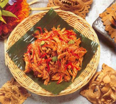 Resep Ayam Pelalah Khas Bali