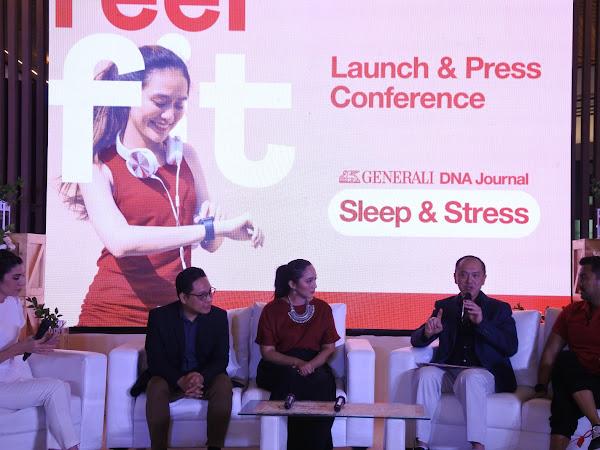 Hidup Sehat Seimbang dengan Kelola Stress ala Generali DNA Journal Sleep&Stress
