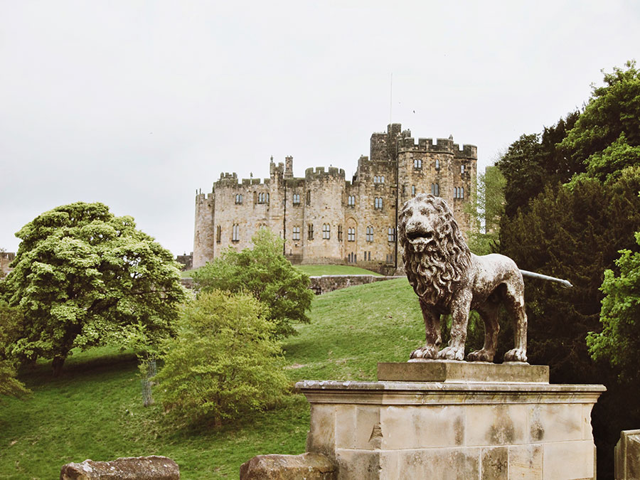 Travel Diary: Northumberland, Edinburgh, Glasgow & the English Countryside