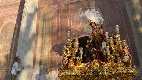 Agenda cofrade para el Miércoles Santo en Granada