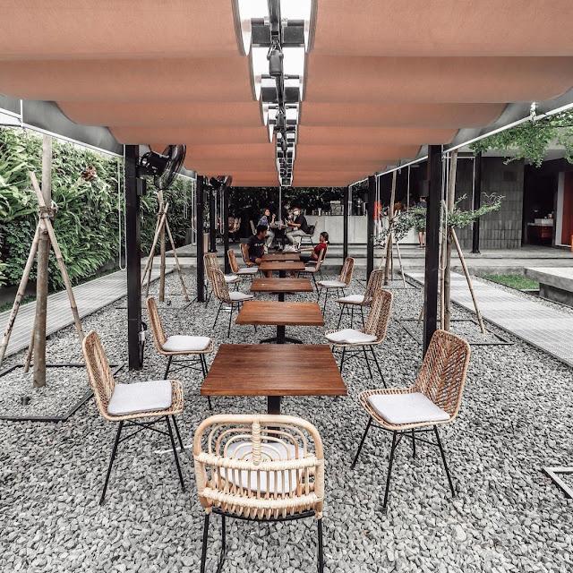 Cafe Namdua Jakarta