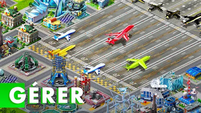 Télécharger Airport City: Airline Tycoon