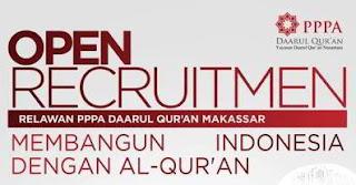 Lowongan Kerja PPPA Darul Quran Makassar