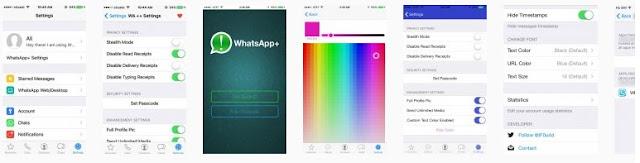 تحميل WhatsApp++ iPhone 2.19.30 للايفون مجانا من الموقع الرسمي