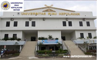 Daftar Fakultas dan Program Studi UNRIKA Universitas Riau Kepulauan