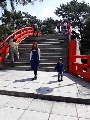 Sumiyoshi taisha soribashi