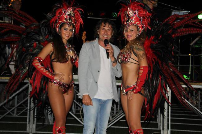 Gianni Drudi e Cikytas Du Brasil