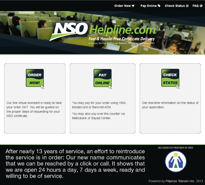 NSO Helpline.com, Fast & Hassle-Free Certificate Delivery