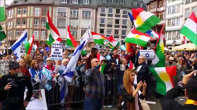 لماذا إسرائيل بحاجة إلى الاكراد ...؟