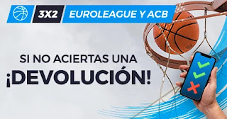 paston promocion combinadas euroleague acb hasta 4-10-2020