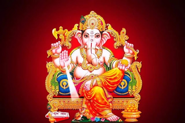 Ganesh chalisa with hindi and english pdf lyrics | गणेश चालीसा | Ganpati chalisa