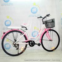 City Bike Wimcycle Campus 26 Inci
