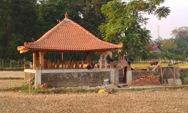 Makam Mbah Topo Sentani Karangkebagusan Jepara Kota