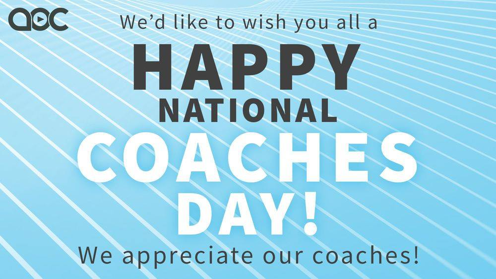 National Coaches Day Wishes Unique Image