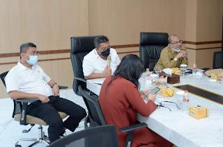 DPRD Sumut Dapil Kota Medan Harapkan Pemprov dan Pemko Medan Perkuat Sinergi Bangun Ibu Kota