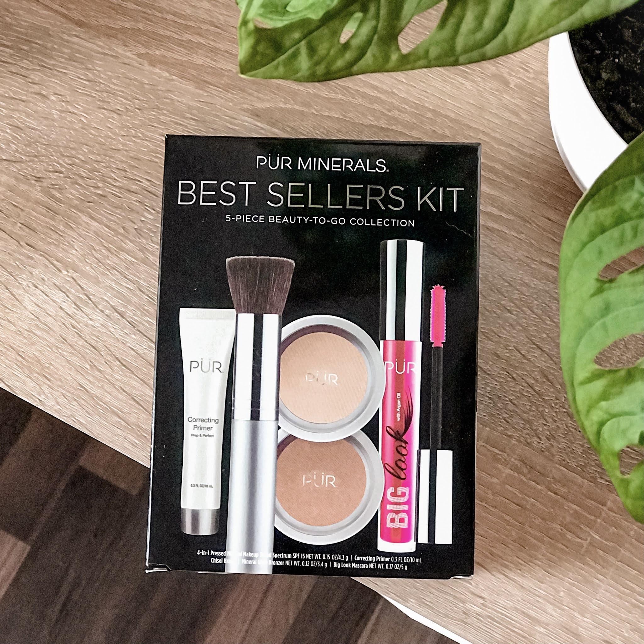 Pur Cosmetics blog