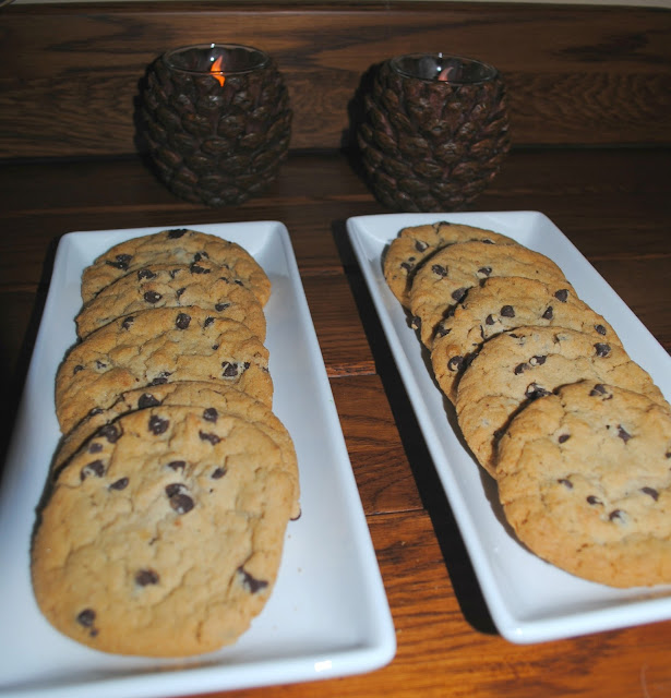 Chocolate chip cookies for your Thanksgiving dessert bar
