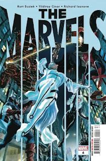 Marvel Comics: Previews segunda semana de Agosto 2021