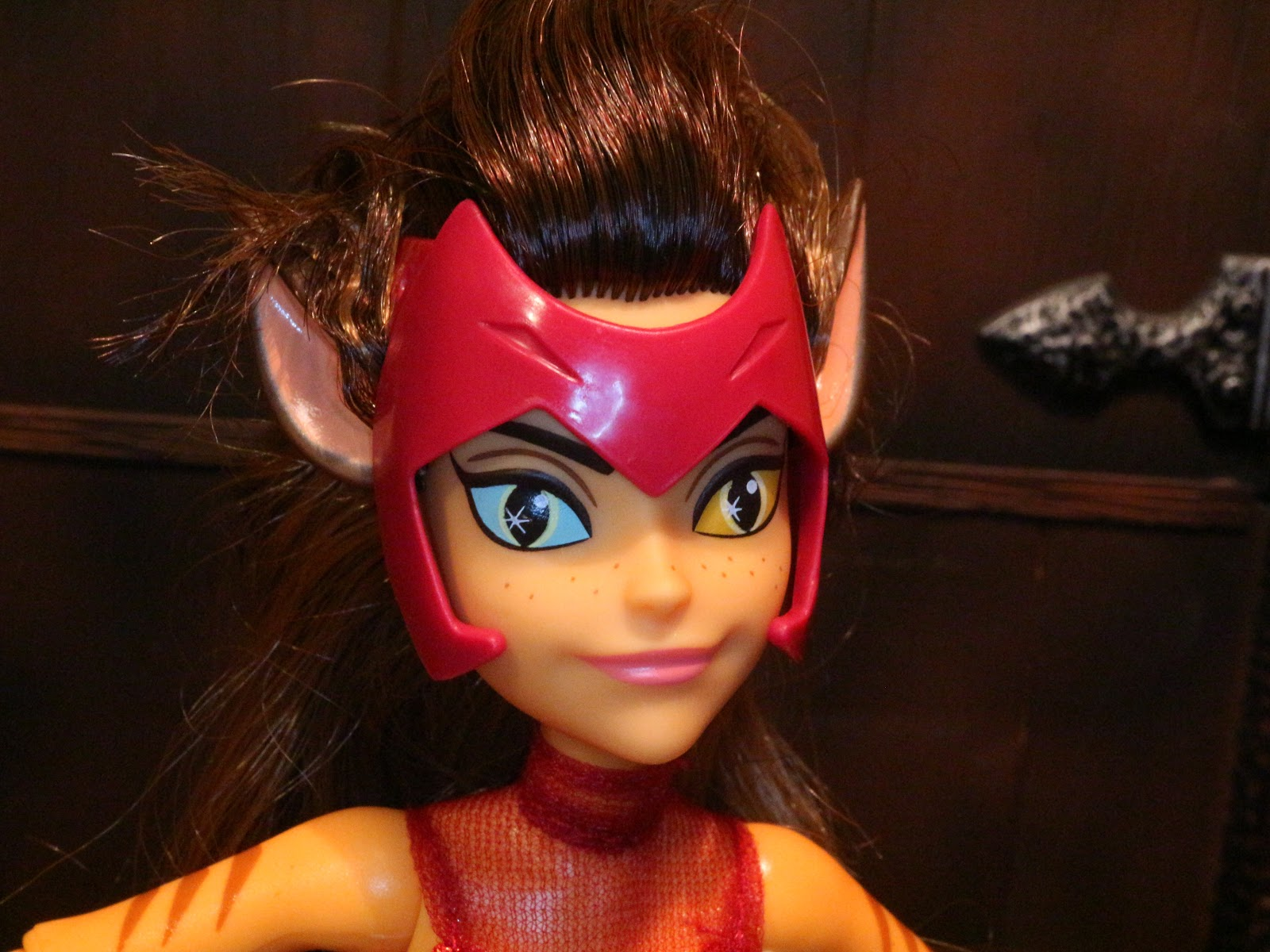 Action Figure Barbecue: Action Figure Review: Catra from