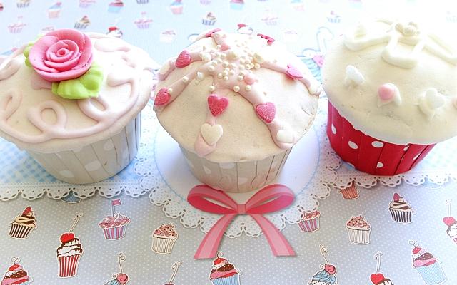 Cupcakes und Torten verzieren