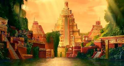 حقيقة (إل دورادو) مدينة الذهب المفقودة