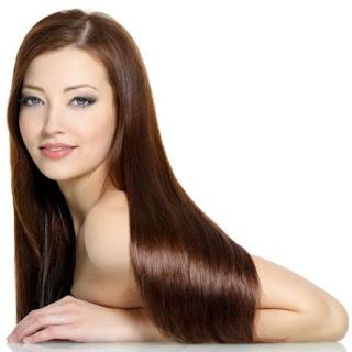 Rambut Tebal Indah Mengembang Tidak Tipis