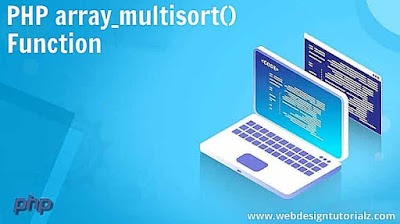 PHP array_multisort() Function
