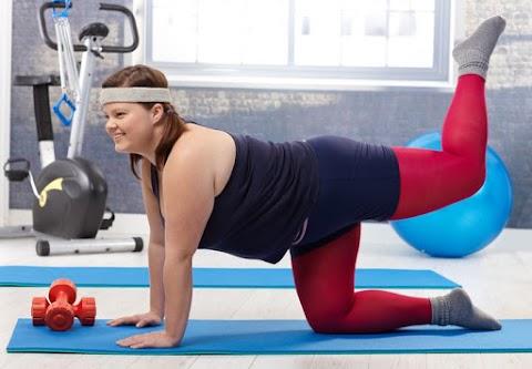 20 alkalmas OBES túlsúlyos torna program a Fitness Kapuban