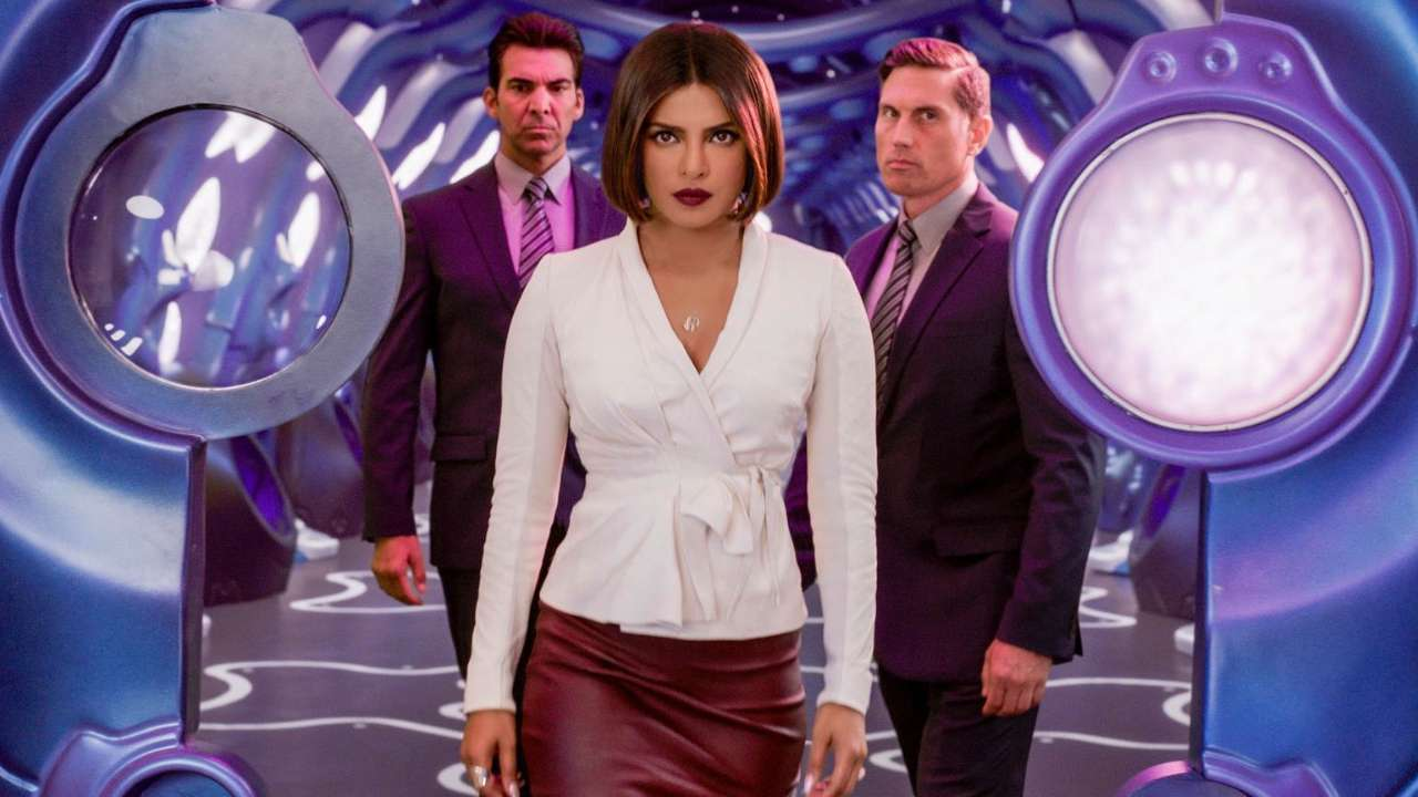 Movie Update: We are often Heroes First Look Priyanka Chopra power-dressing makes her a fierce woman to observe out for