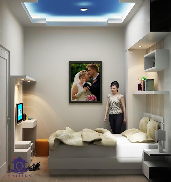Desain Eksterior & Interior Rumah Ibu Tata di Depok
