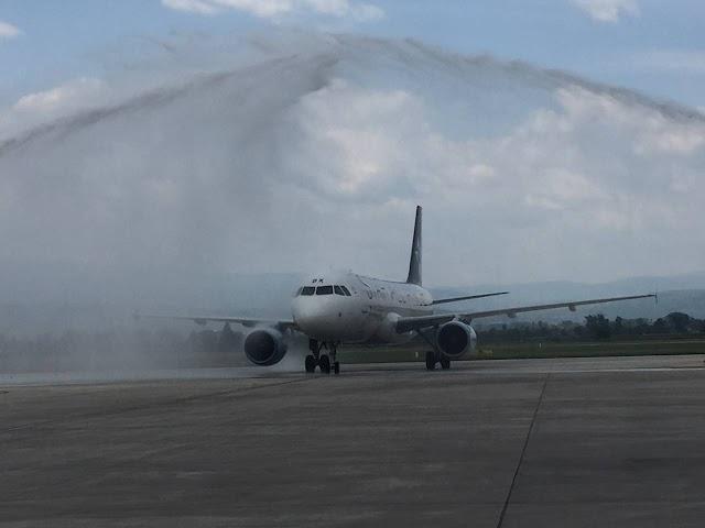 Bild des Tages - Austrian Airlines Jubiläum