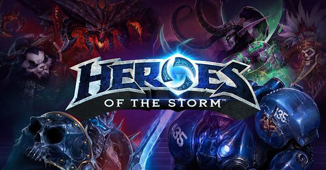 Heroes of the storm se prepara para presentar su nuevo héroe..
