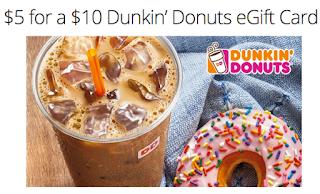 dunkin donuts gutschein groupon