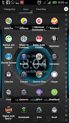 Techvillaz.com Themer v1.93: Best Android Homescreen Themer