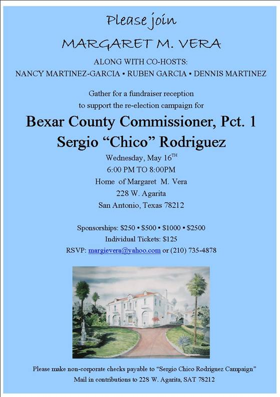 Sixth image of Shedding Light On Bexar County November 2012 with Walker Report - Shedding Light on Bexar County: Fundraiser ...