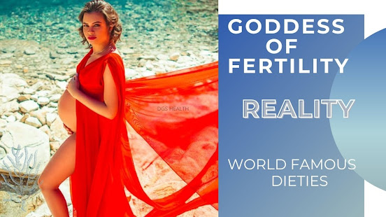 Goddess of fertility