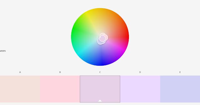 criar paleta de cores