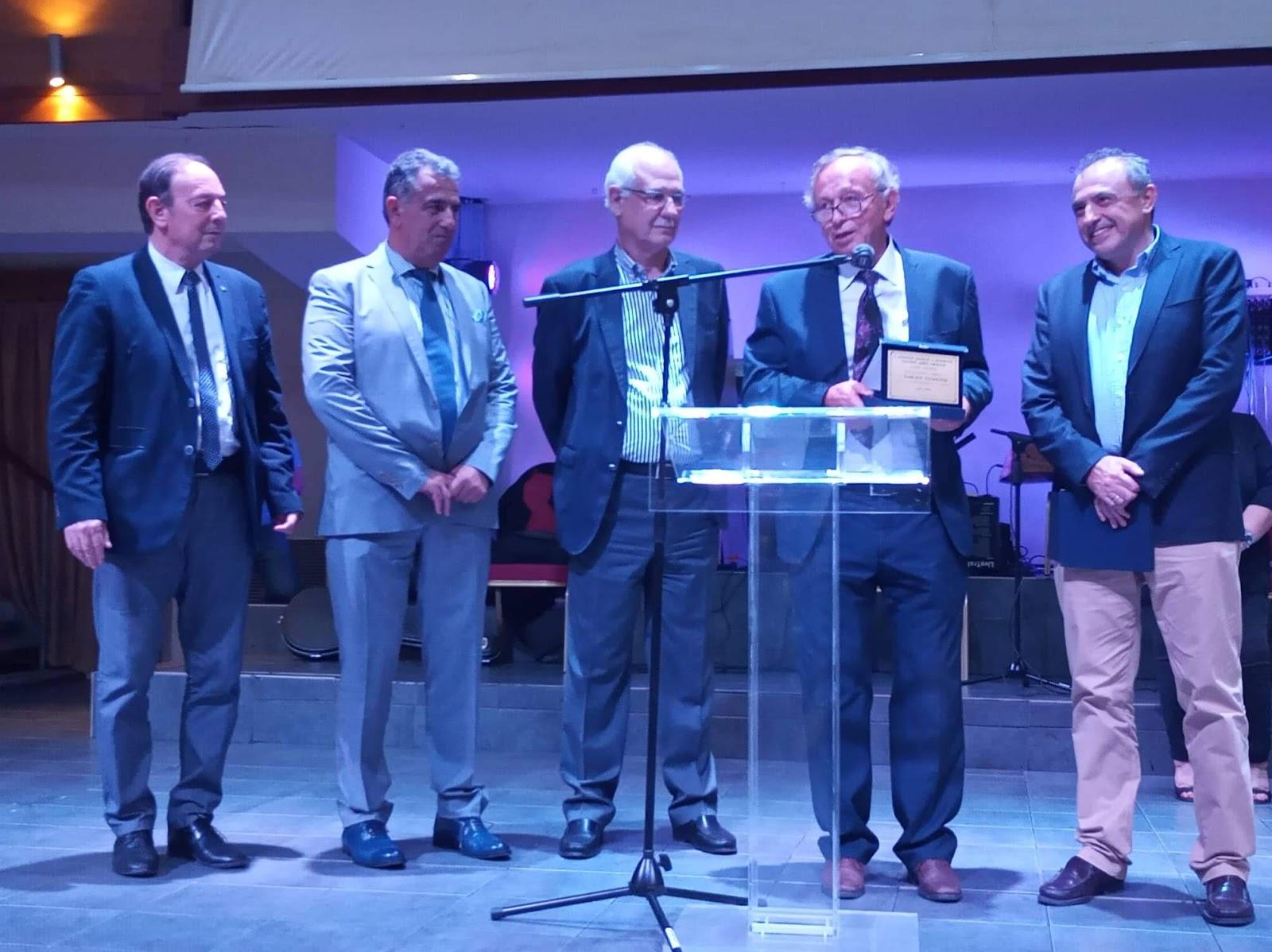 Εκδήλωση του Δήμου Λαρισαίων (ΚΑΠΗ) για την Ημερά των Ηλικιωμένων
