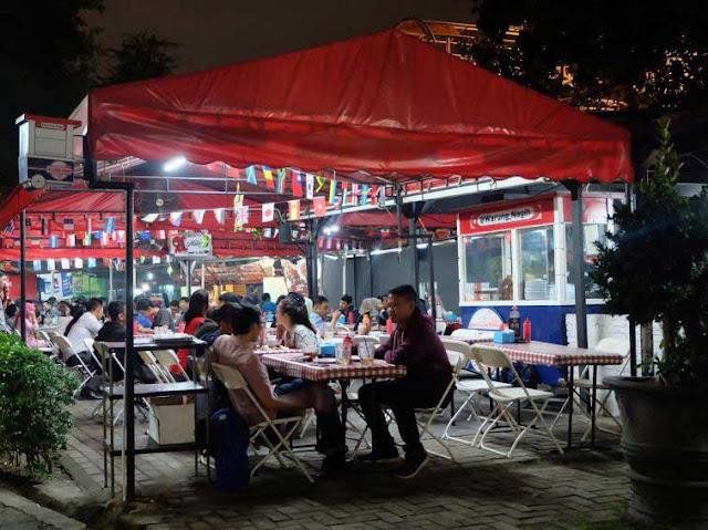 Warung Nagih - Tempat Makan Murah di Jakarta