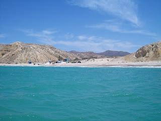 Isla San Jose Baja California Sur