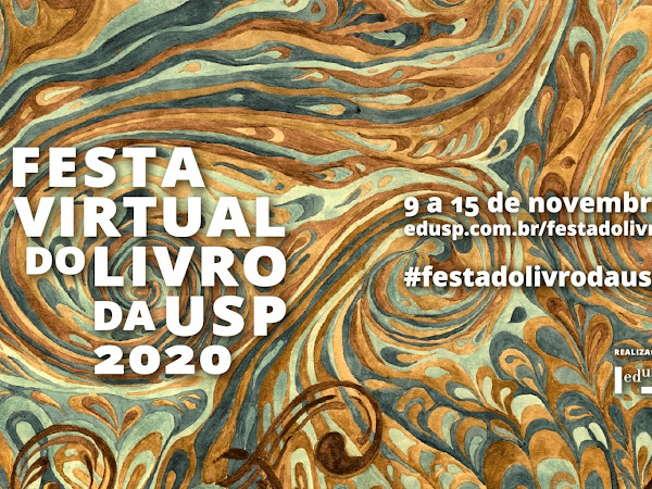 Festa Virtual do Livro da USP 2020