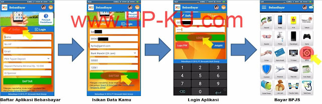Aplikasi Android BebasBayar
