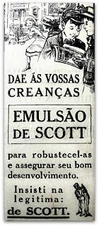 Emulsão de Scott  - Jornal Taquaryense - Taquari (RS)