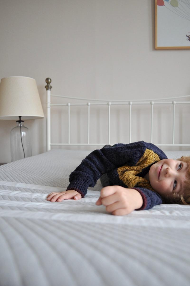 get winter ready with a good sleep on a Leesa mattress